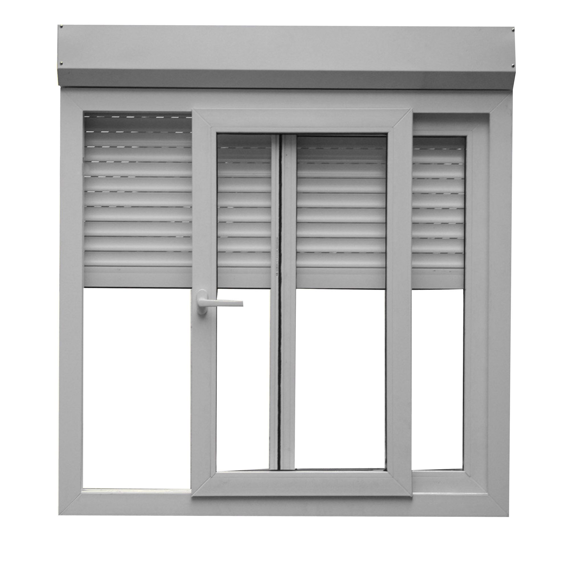 Aluminum Frame Sliding Window Aluminum Window Double