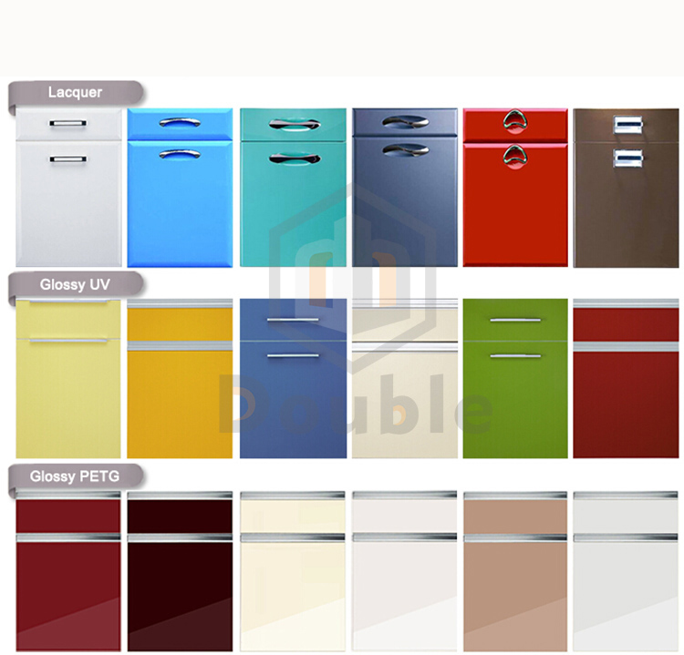 Uv Lacquer Kitchen Cabinet High Gloss Cabinet Kitchen